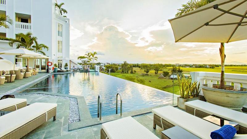 Lasenta Hotel - Khách sạn đẹp tại Hội An