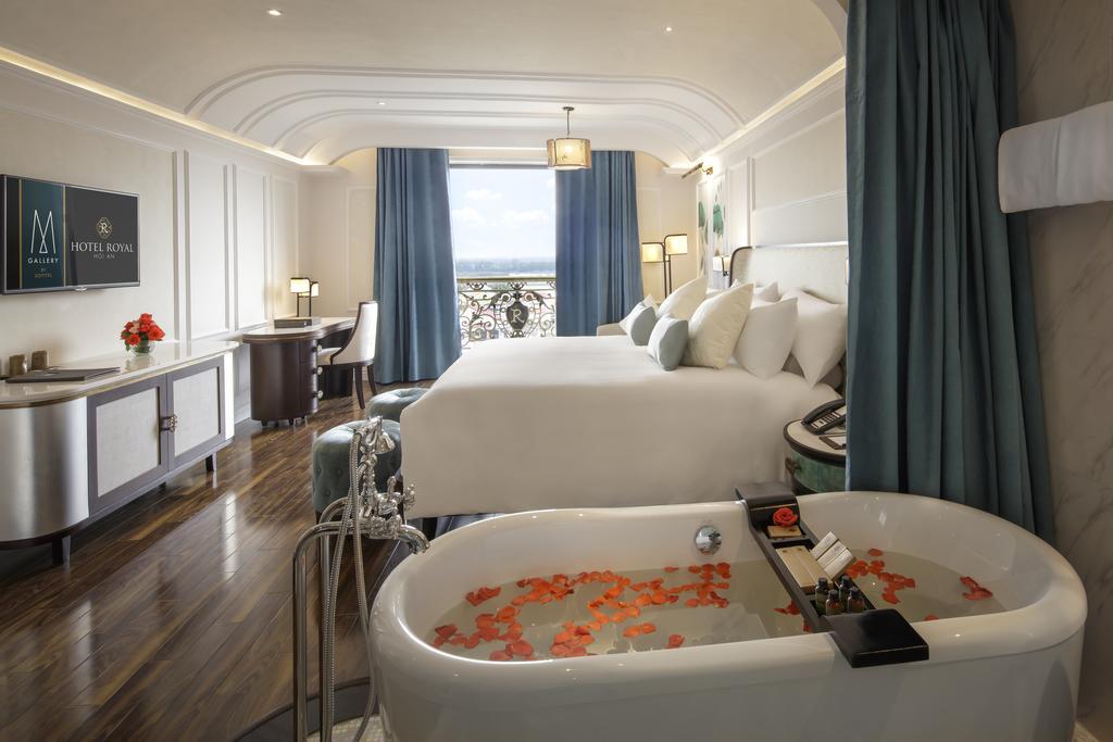 khách sạn Royal Mgallery đẹp ở Hội An