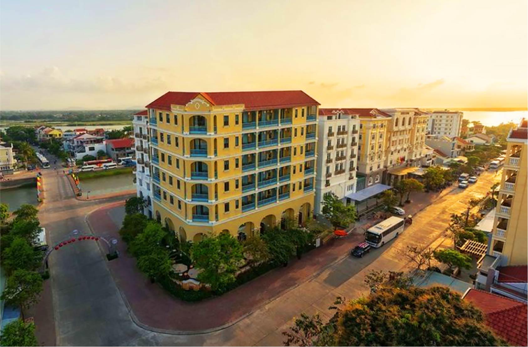 Khách sạn La Residencia – Hotel & Spa