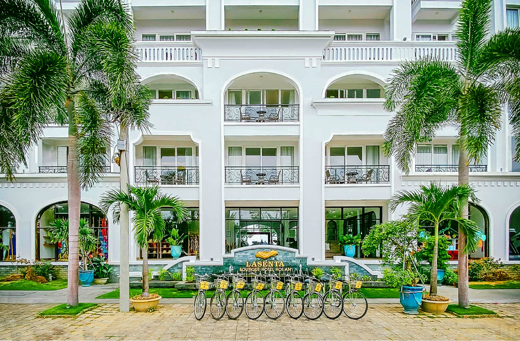 Lasenta Boutique Hotel – khách sạn đẹp ở Hội An