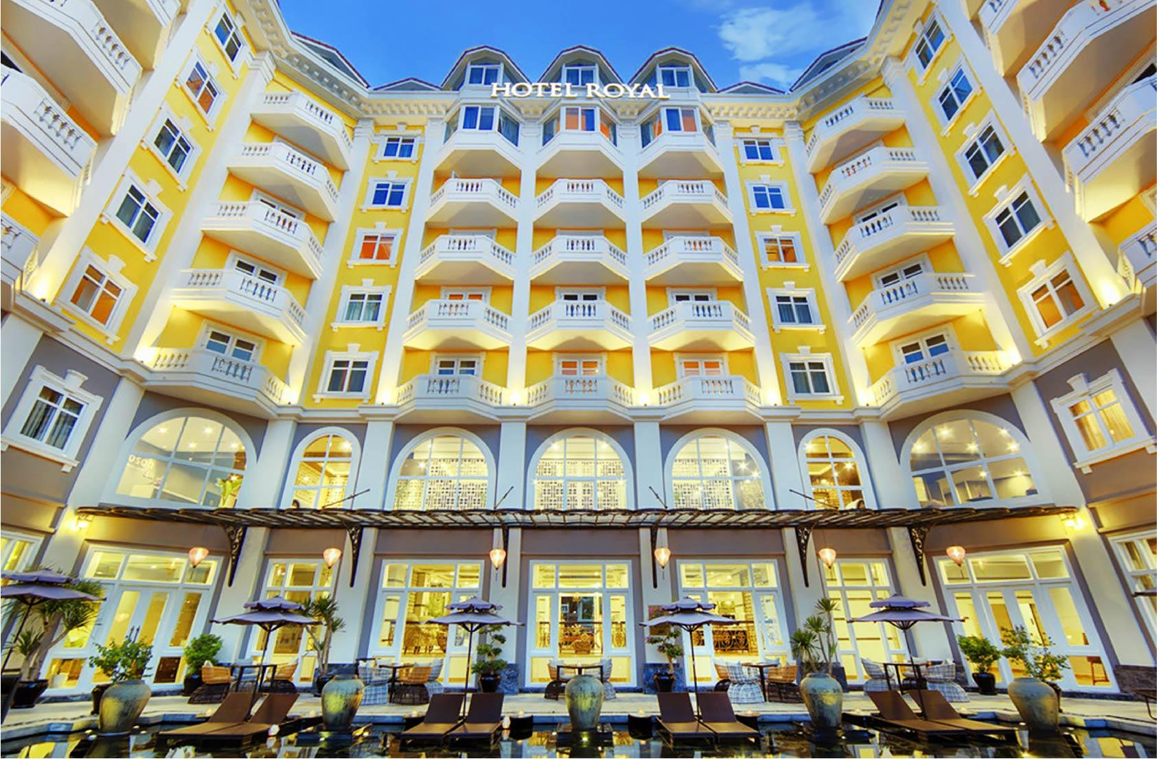 Royal Mgallery – khách sạn đẹp ở Hội An