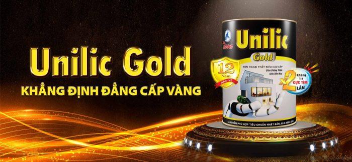 Sơn Unilic Gold