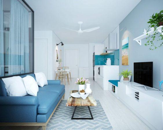 cách chọn màu sơn nội thất sơn tison