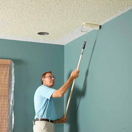 sơn chống thấm trước khi phủ sơn nội thất