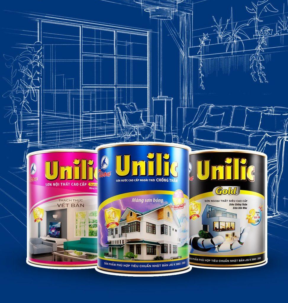 sơn nội thất cao cấp giúp giữ màu sơn bền lâu