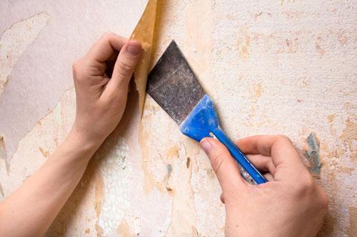 cách xử lý tường bong tróc sơn ngoại thất
