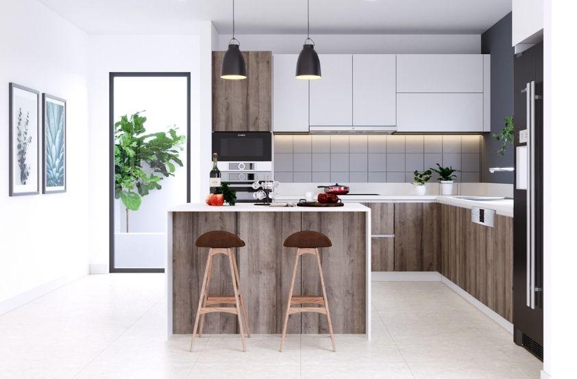 Chọn sơn cho nhà bếp cần lưu ý những gì?
