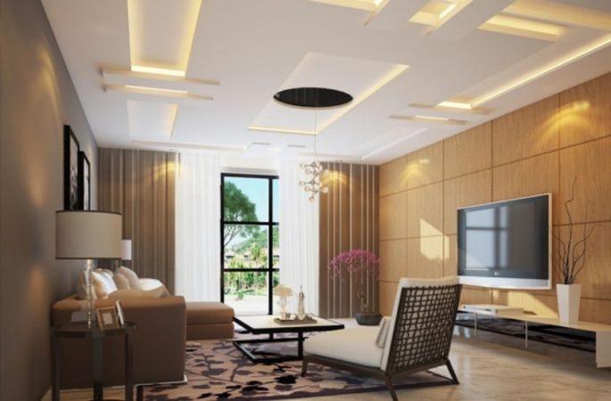 Đèn trong thiết kế nội thất