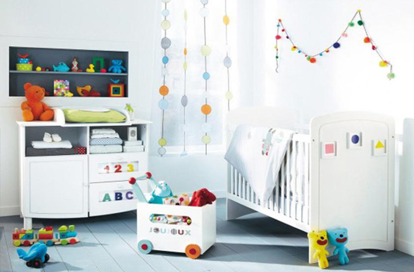 Cách thiết kế phòng cho bé giúp trẻ phát triển toàn diện