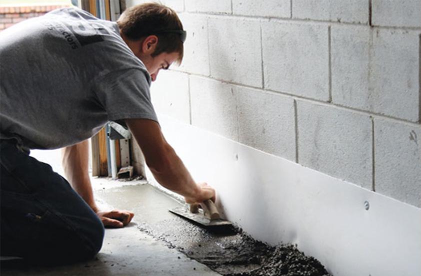 cách xử lý thấm nước sơn tison