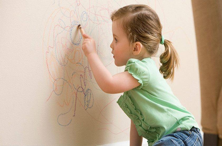 sơn trong nhà có trẻ em