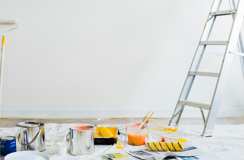 tự sơn nhà đẹp - Tison Paint