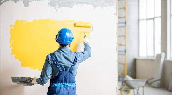 sơn nhà vào mùa khô có hợp lý